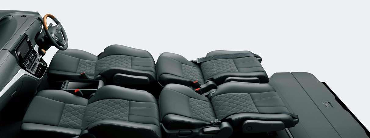 Relax Captain Seat 7Seater